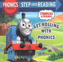 Get rolling with phonics / 12-book Set