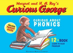 Curious About Phonics : 12 Books in 1