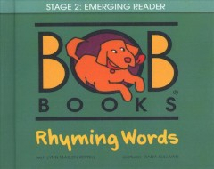 Bob books. Rhyming words