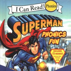 Superman : phonics fun
