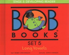 Bob books. Set 5 Set 5, Long vowels