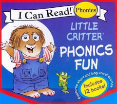 Little Critter phonics fun / 12 Books in 1