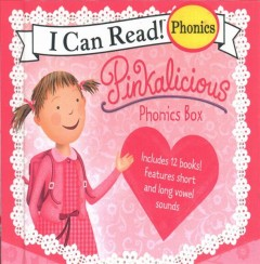 Pinkalicious phonics box! / 12 Books in 1