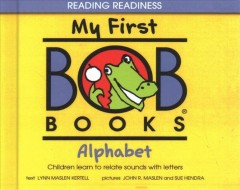 My first Bob books. 12 Books in 1 Alphabet