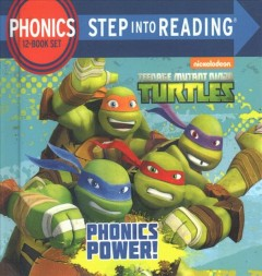 Phonics power! / 12-book Set