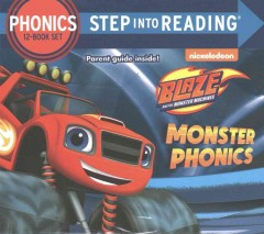 Monster phonics / 12-book Set