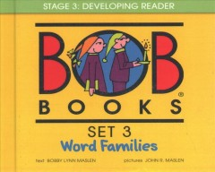 Bob books. Set 3 Set 3, Word families