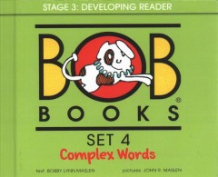 Bob books. Set 4 Set 4, Complex words