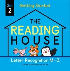 Getting started. Getting Started Set 2, Letter recognition M-Z