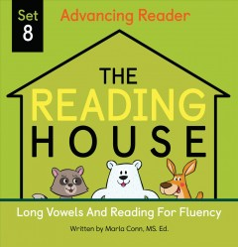Advancing reader. Advancing Reader Set 8, Long vowels and reading for fluency