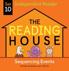 Independent reader. Sequencing Events Set 10, Sequencing events