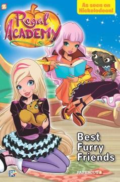 Regal Academy 4 : Best Furry Friends