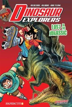 Dinosaur Explorers 5 : Lost in the Jurassic