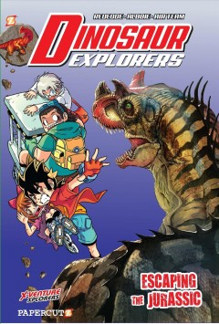 Dinosaur Explorers 6 : Escaping the Jurassic