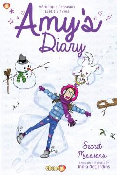 Amy's Diary 4 - Secret Plans