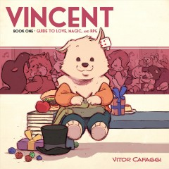 Vincent : Guide to Love, Magic, and RPG