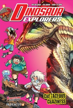 Dinosaur Explorers 7 : Cretaceous Craziness