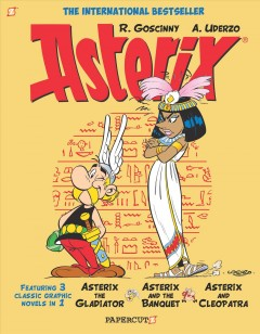 Asterix Omnibus 2 : Collects Asterix the Gladiator, Asterix and the Banquet, and Asterix and Cleopatra