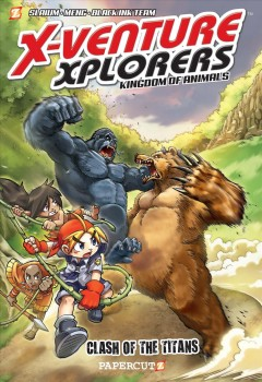 X-venture Xplorers 2 : Clash of the Titans