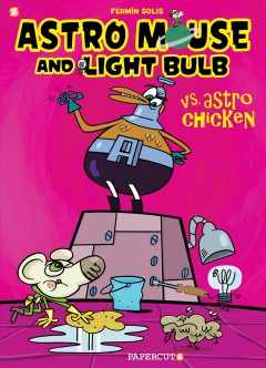 Astro Mouse and Light Bulb 1 : Vs Astro Chicken