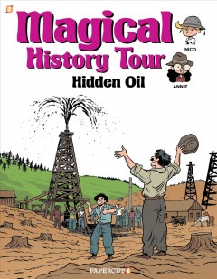 Magical History Tour 3 : Hidden Oil