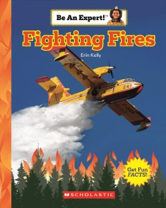 Fighting fires / Erin Kelly.