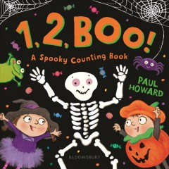 1, 2, boo! : a spooky counting book