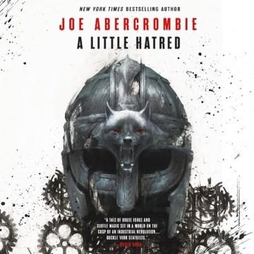 A Little Hatred (CD)