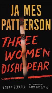 Three Women Disappear (CD)