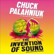 The Invention of Sound (CD)