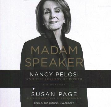 Madam Speaker (CD)