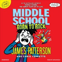 Middle School Born to Rock (CD)