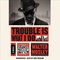 Trouble is What I Do (CD)