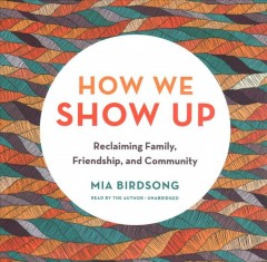How We Show Up (CD)