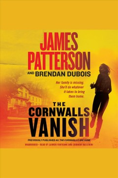 The cornwalls are gone [electronic resource] / James Patterson