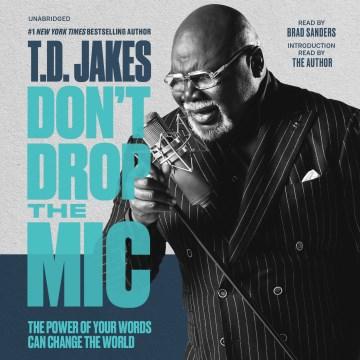 Don't Drop the Mic (CD)