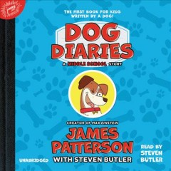 Middle School Dog Diaries (CD)