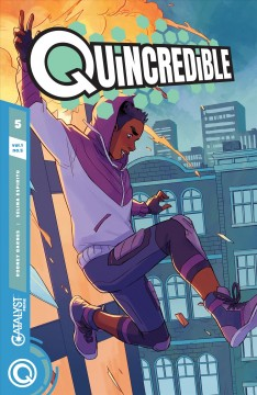 Quincredible. Issue 5 Rodney Barnes.