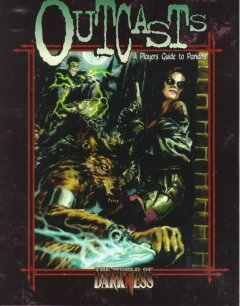 Outcasts : a players guide to Pariahs : exiles from our fathers' land / by James Moore.