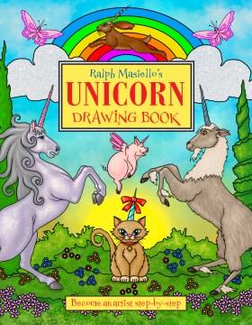 Ralph Masiello's unicorn drawing book.