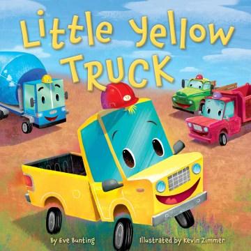 Little yellow truck