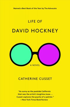 Life of David Hockney : a novel