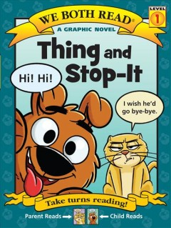 Thing and Stop-it : A Graphic Novel