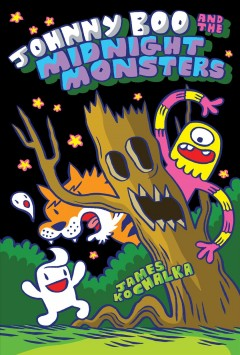 Johnny Boo and the Midnight Monsters 10