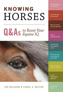 Knowing horses : Q&As to boost your equine IQ