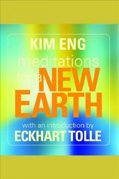 Meditations for a new earth [electronic resource].
