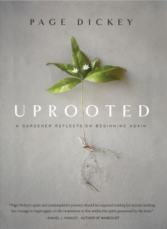 Uprooted : A Gardener Reflects on Beginning Again
