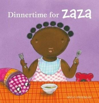 Dinnertime for Zaza