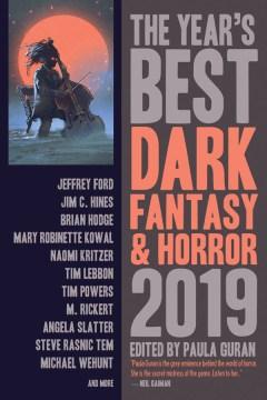 The Yearѫs Best Dark Fantasy & Horror 2019 Edition