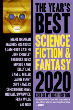 The Year's Best Science Fiction & Fantasy 2020